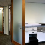 Medical consulting rooms