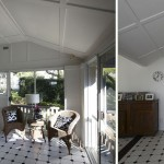 Enclosed verandah, Seven Hills renovation