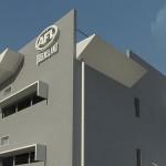 AFL Queensland Headquarters design concept image