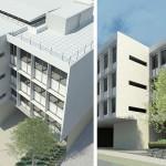 Railway Terrace, Milton design concept images