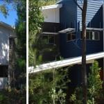Beach road holiday houses, Noosa North Shore