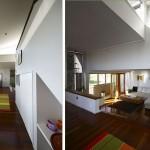 Modern Queenslander interior