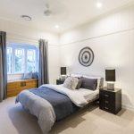 Interior view of bedroom at 6 Harris Street Hawthorne